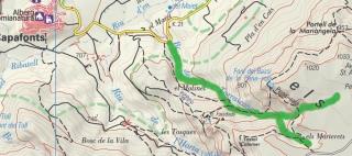 Mapa Piolet 3a Edició